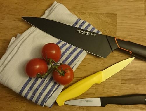 Küchenmesser: Welche Messer braucht man beim Kochen wirklich?