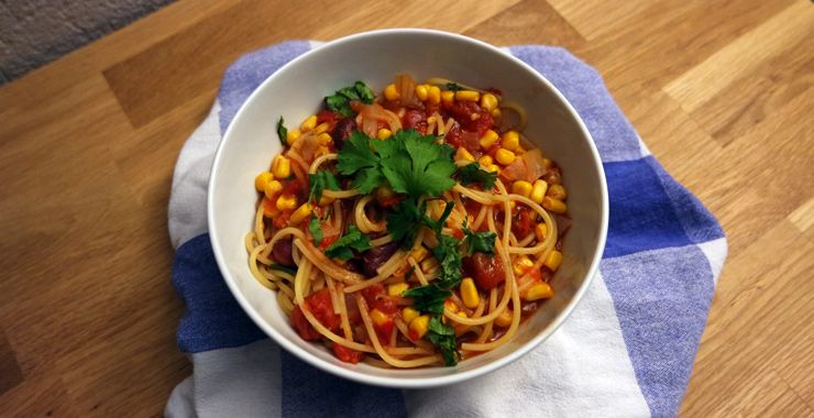 Mexikanische One Pot Pasta
